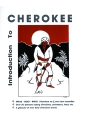 INTRODUCTION TO CHEROKEE - On CD