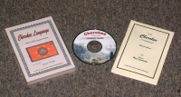 CHEROKEE LANGUAGE SAMPLER (cd) Eastern Dialect