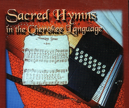 Cherokee Hymns CD Set