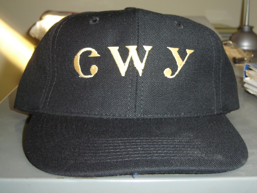 GWY SYLLABARY HAT