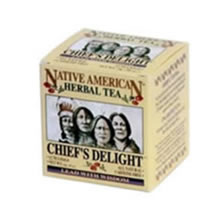 CHIEFS DELIGHT TEA