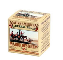 WARRIORS BREW TEA