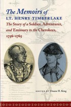 MEMOIRS OF LT. HENERY TIMBERLAKE